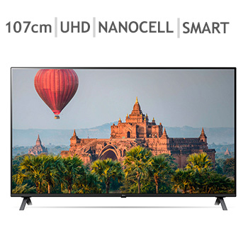 엘지 나노셀 AI ThinQ UHD TV 43NANO79KNH 107cm (43)