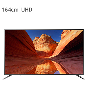 제노스 UHD TV CO650LHDR 164cm (65)