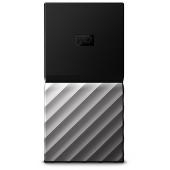 WD 휴대용 My Passport SSD 512GB